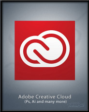 Adobe Creative Cloud (Ps, Ai and more)