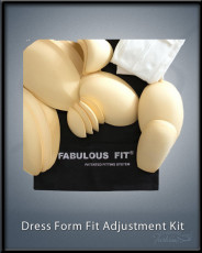 Dress Form Fit Adjustment Kit
