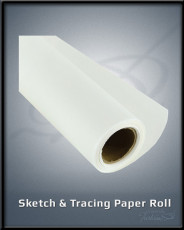 Sketch & Tracing Paper Roll