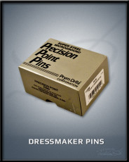 Dressmaker Pins, #17