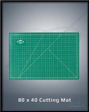 80 x 40 Cutting Mat