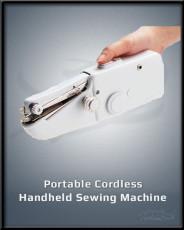 Portable Cordless Handheld Sewing Machine