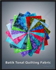 Batik Tonal Quilting Fabric