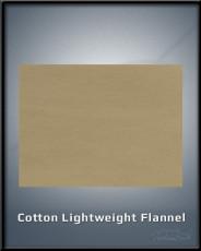 Cotton Lightweight Flannel