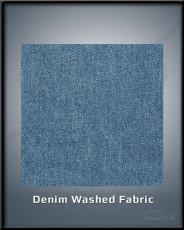 Denim washed Fabric