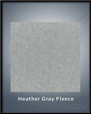 Heather Gray Fleece