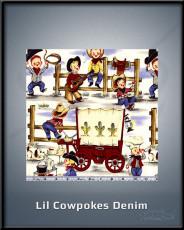 Lil Cowpokes Denim