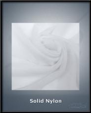 Solid Nylon