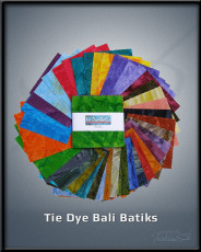 Tie Dye Bali Batiks