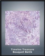 Timeless Treasure Bouquet Batik