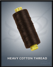 Heavy Cotton Thread
