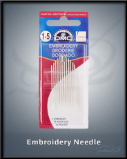 #1 Embroidery Needle