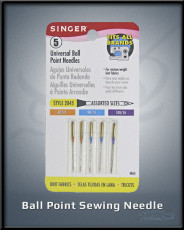 #5 Ball Point Sewing Needles