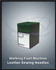Walking Foot Machine Leather Sewing Needles