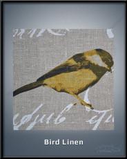 Bird Linen