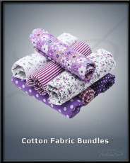 Cotton Fabric Bundles