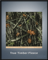 True Timber Fleece