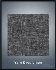 Yarn Dyed Linen