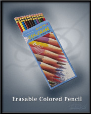 Erasable Colored Pencil