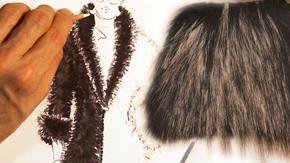 Rendering Faux Fur