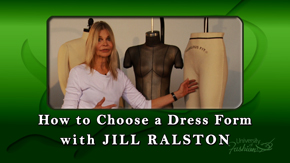 How to choose a dress form