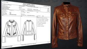 Tech Pack Leather Jacket