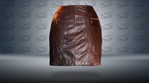 How To Spec – Leather Skirt
