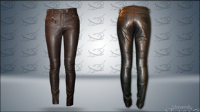 How To Spec – Leather Pant