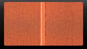 Single Edge Stitch Seam Finish