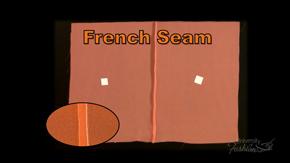 French Seam Finish