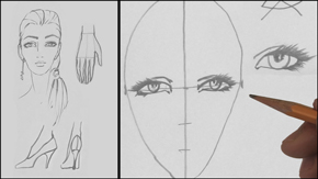 Female Head, Hands & Feet