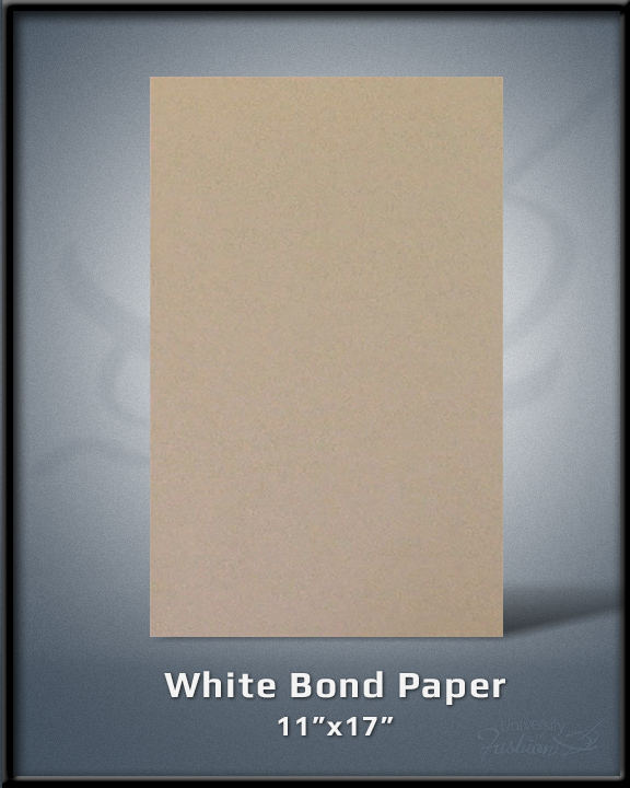 white bond paper Permalife 20 lb bond paper (500 sheets) is the standard in archival paper for photocopying, printing and interleaving this acid-free paper is made with 25% cotton stock for durability and bears a watermark that clearly identifies it as archival quality to future generations.