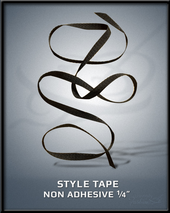 """1/4"""" Non-Adhesive Style Tape"""