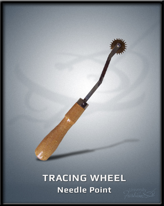 Tracing Wheel Needle Point