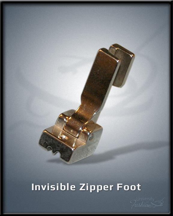 Invisible Zipper University Of Fashion
