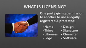 History of Licensing
