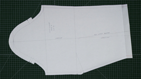 Suit Sleeve From Measurements