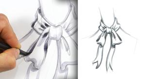 Bow-Tie Collar