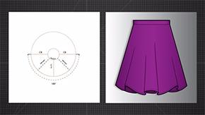 Half Circle Skirt