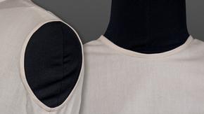 Single-fold Neck & Armhole Bias Binding