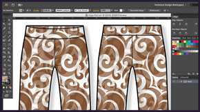 Image showing sample of lesson Introduction To Adobe Illustrator