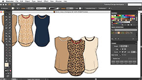 Adobe Illustrator: Moving, Copying & Arranging Objects – #6