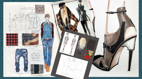 Creating a Professional Fashion Design Portfolio