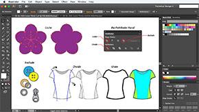 Adobe Illustrator: The Pathfinder – #10