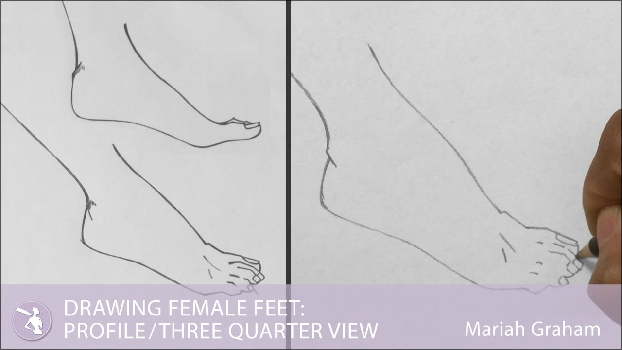 Fashion Art Howto Videos University Of Fashion How To Draw Quarter Face  Solution For How To