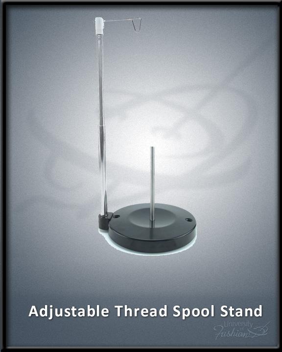 Adjustable Thread Spool Stand