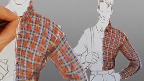 Rendering Plaid