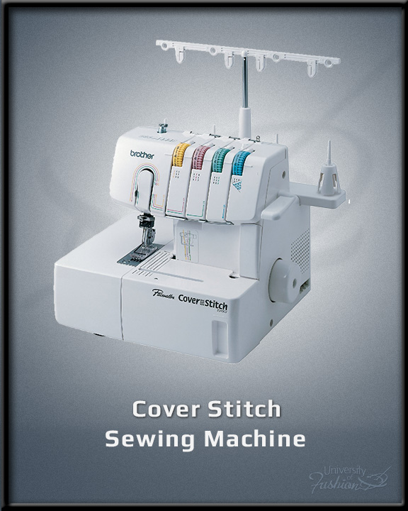 Book Cover Sewing Machine ~ Cover stitch sewing machine university of fashion