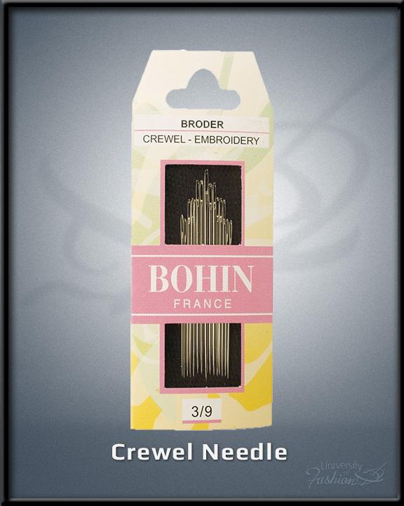 Crewel Needle