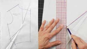 Pivot 2 Dart Bodice Variation – Neck & French Dart